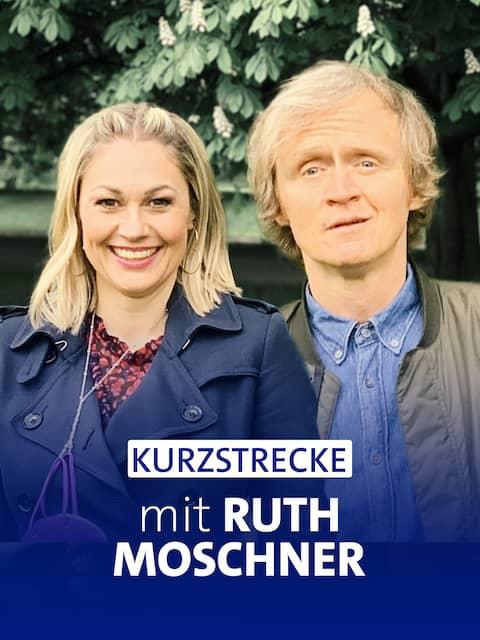 Pierre M. Krause und Ruth Moschner