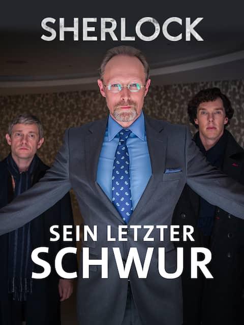 Sherlock · Sein letzter Schwur