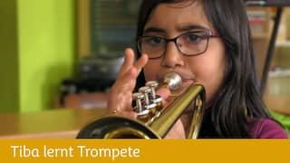 Musikunterricht für Tiba