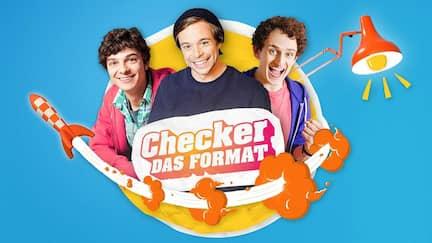 Checker Can, Tobi und Julian