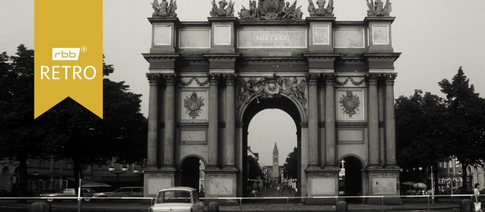 imago images/Günter Schneider, Potsdam, Tor