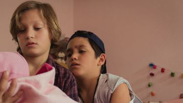 Bild zum Film: Als Mama schlief, Quelle: rbb/SR&ProSaar/Andrea Hansen