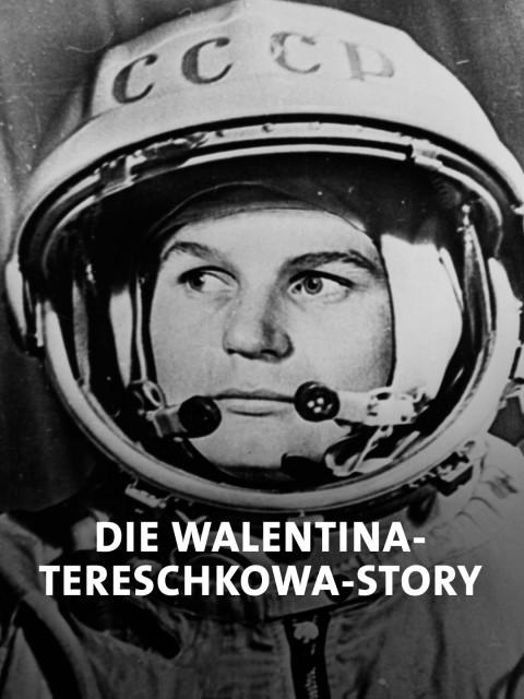 Walentina Tereschkowa in ihrem Raumanzug