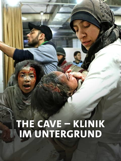 The Cave · Klinik im Untergrund