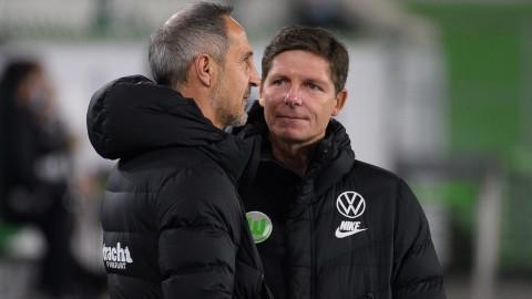 Wolfsburg-Trainer Glasner