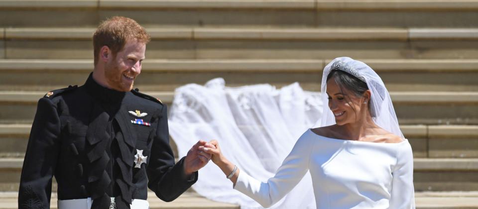 Prinz Harry, Duke of Sussex und Meghan, Duchess of Sussex