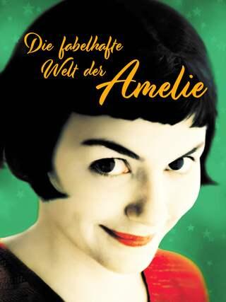 """Filmplakat zu """"Die fabelhafte Welt der Amelie"""". (Quelle:  ARD/Degeto)"""