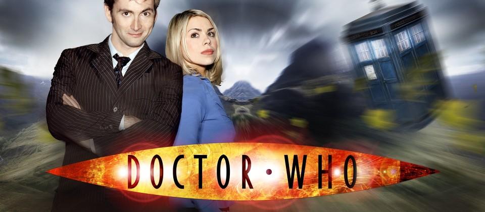 """Cover für Staffel 3 von """"Doctor Who"""""""