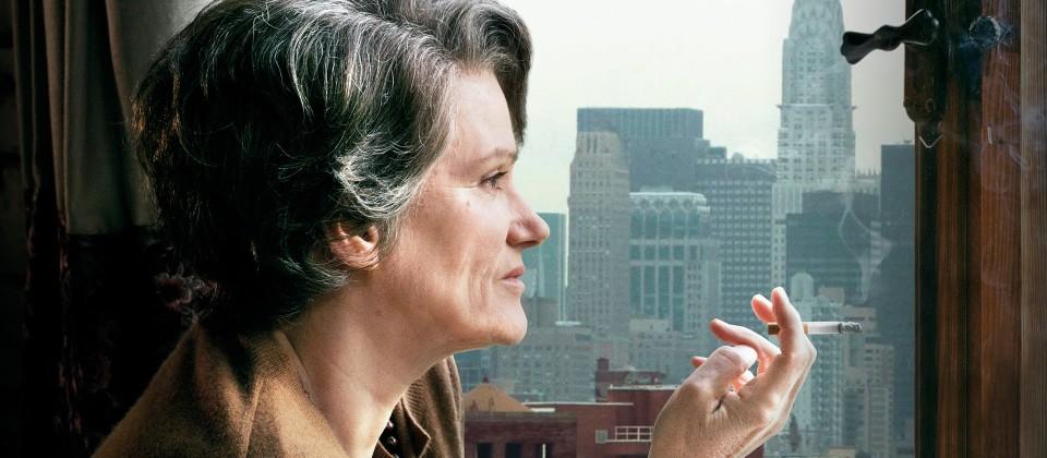 "Filmstil aus ""Hannah Arendt"". (Quelle: ARD Degeto/WDR/BR/Heimatfilm)"