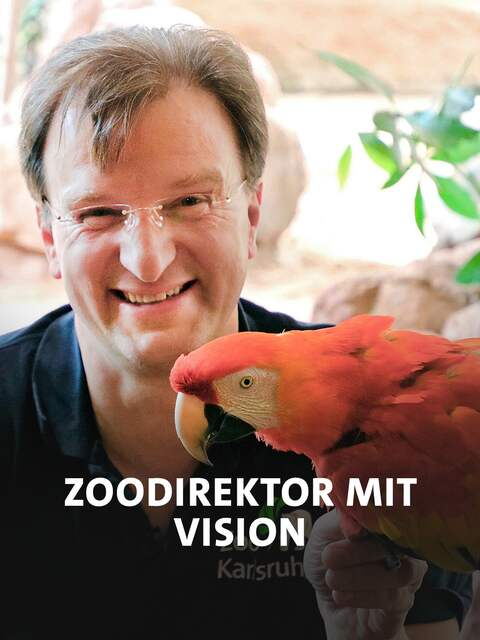 Dr. Matthias Rheinschmidt, Direktor des Zoos Karlsruhe.