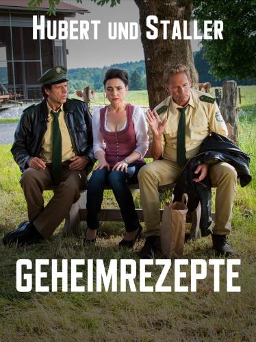 """Filmplakat """"Hubert und Staller - Geheimrezepte"""" (Quelle: ARD/TMG/Marco Meenen)"""