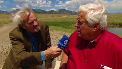 Sommer am Colorado: Die Rockies (2007)