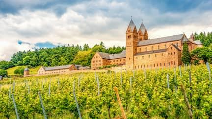 Abtei Sankt Hildegard im Rheingau