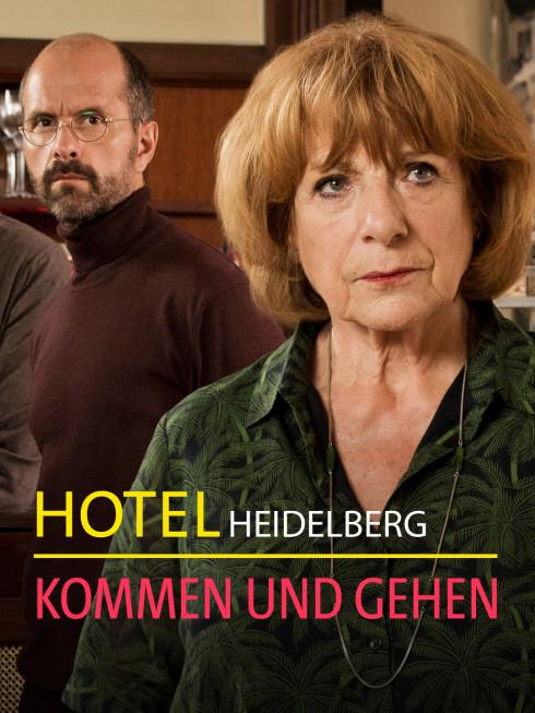 Hotel Heidelberg: Kommen und gehen