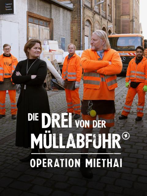 Die drei von der Müllabfuhr - Operation Miethai