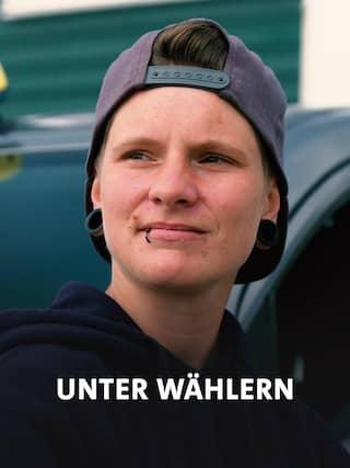 Wählerin Eileen M. auf Helgoland