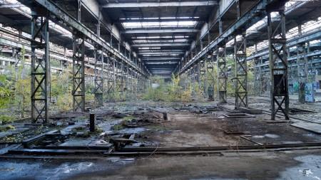 Wo der Stahl gehärtet wurde - Maschinenbaustadt Magdeburg