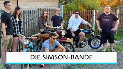 Simson-Bande Themensammlung