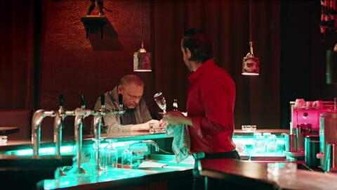 "Szene aus dem Kurzfilm ""Happy Hour"""