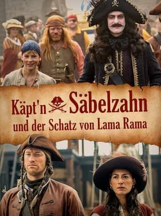 Käptn Säbelzahn und der Schatz von Lama Rama