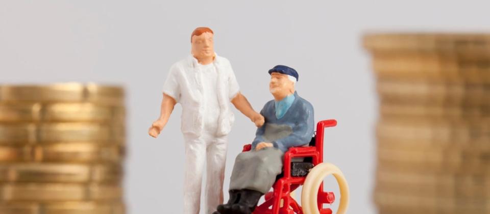 Pflegekräfte am Limit