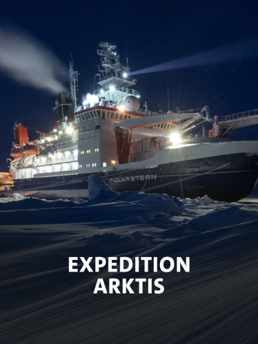Poster Film Expedition Arktis
