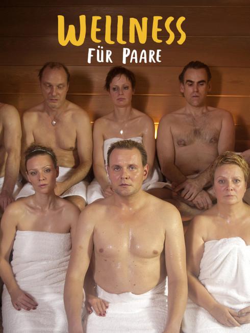Das Wochenende gebucht haben die Paare: Anke Engelke(oben rechts)/Sebastian Blomberg (oben, 2.v.r.), Anneke Kim Sarnau (unten links)/Bjarne Mädel (oben links), Gabriela Maria Schmeide (unten 2.v.r.) /Michael Wittenborn (unten rechts), Katharina Marie Schubert (oben Mitte)/Martin Brambach (oben, 2.v.l.) sowie Magdalena Boczarska (unten, 2.v.l./Devid Striesow (unten Mitte).