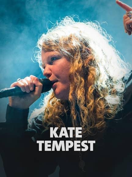 Kate Tempest live