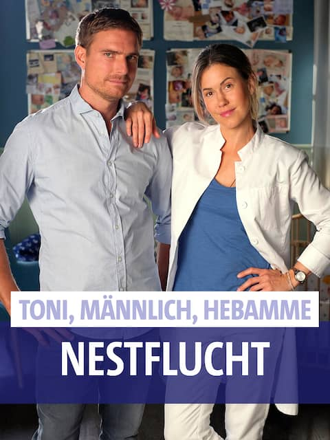 Toni, männlich, Hebamme – Nestflucht