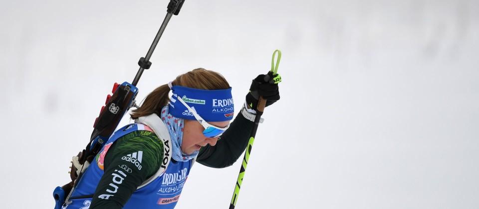 Biathlon Franziska Preuss