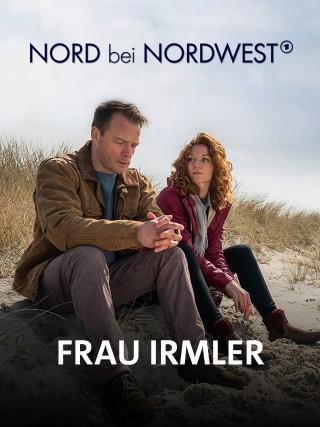 Meer Nordsee Polizisten Sand sitzen Düne kalt