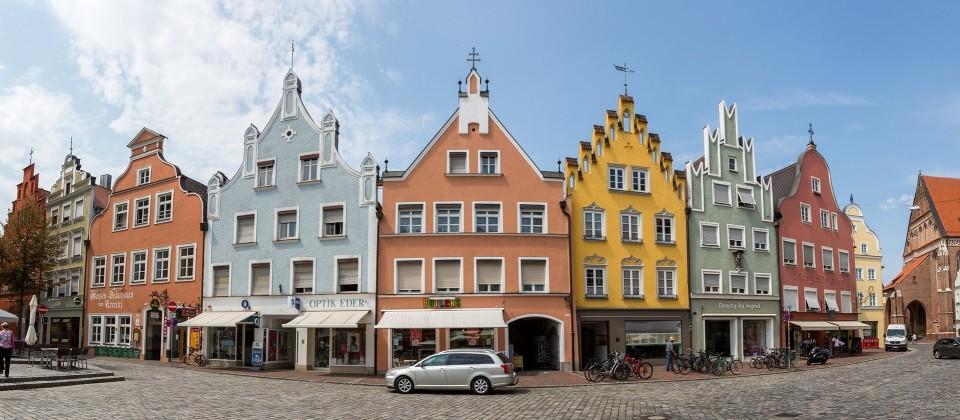 Landshut - Die Krux mit der Schönheit