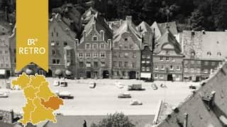 Das Sendereihenbild von BR Retro - Niederbayern