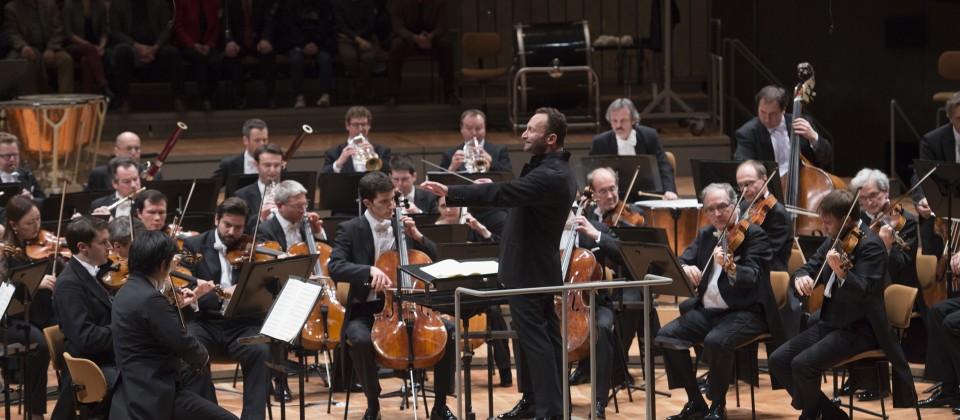 Berliner Philharmoniker mit Chefdirigent Petrenko