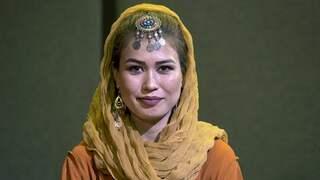 "Freshta Farokhi von ""Female Voice of Afhanistan"""