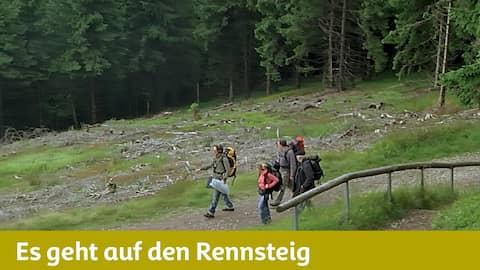 Wanderweg der deutschen Einheit, Teil 4