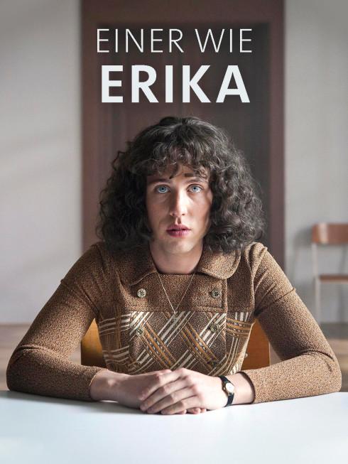 Einer wie Erika Poster