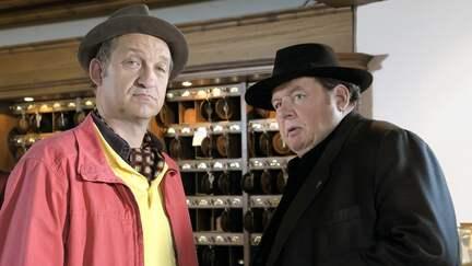 Pfarrer Braun: Ausgegeigt!