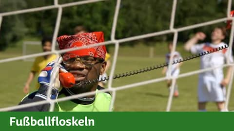 Fußballfloskeln - Maus
