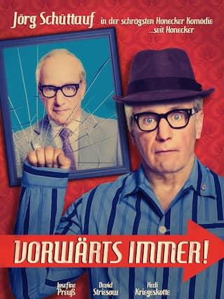 """DDR-Komödie """"Vorwärts immer"""" mit Jörg Schüttauf"""