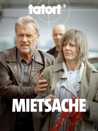 Jan Casstorff (Robert Atzorn) führt eine Frau ab.