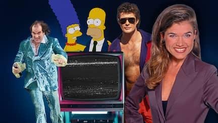 Fernsehhelden der 90er Jahre