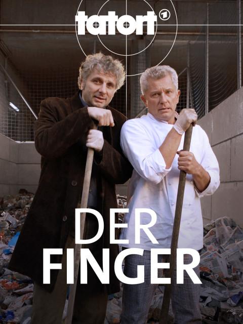 Batic und Leitmayr suchen im Müll