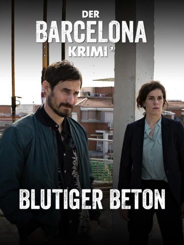 Der Barcelona Krimi - Blutiger Beton