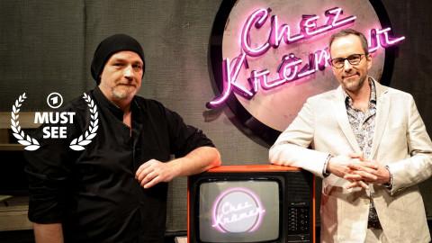 Chez Krömer mit Torsten Sträter Must-see