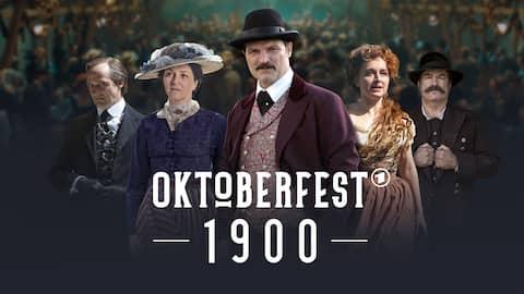 Szene aus: Oktoberfest 1900