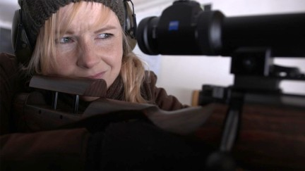 Jägerin Madeleine Sieler