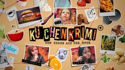 Küchenkrimi - Dem Essen auf der Spur: Logo