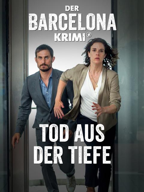 Poster: Der Barcelona-Krimi: Tod aus der Tiefe
