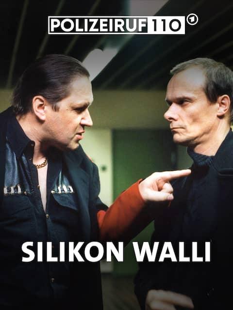 Filmstill aus Polizeiruf 110: Silikon Walli